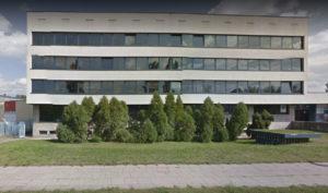 Urząd celny I Łódź ul. Ustronna Łódź